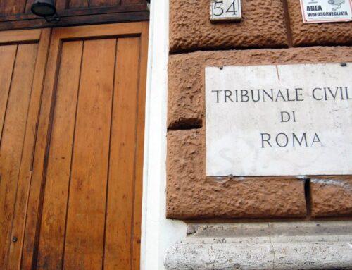 Commento quesiti standard CTU Tribunale Roma in tema di separazione e affidamento