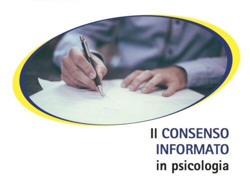 Il consenso informato in psicologia